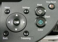 Reset tiskárny Canon MP
