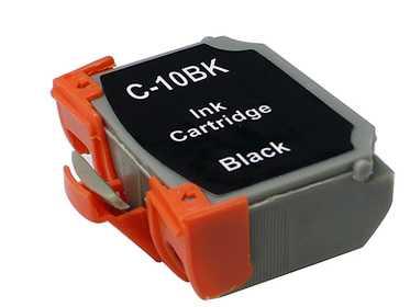 Canon BCI-10BK black černá kompatibilní inkoustová náplň pro tiskárnu Canon BCi-10