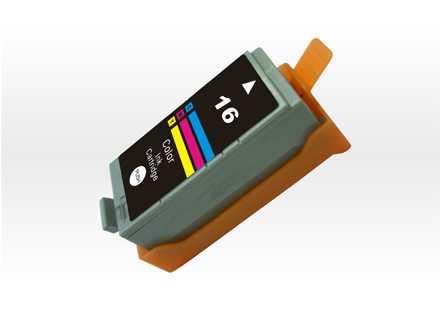 Canon BCI-16C color barevná kompatibilní inkoustová náplň pro tiskárnu Canon Selphy DS810