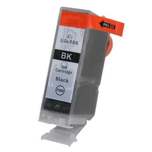 originál Canon BCI-3ebk 30 ml black cartridge černá originální inkoustová náplň pro tiskárnu Canon S6300