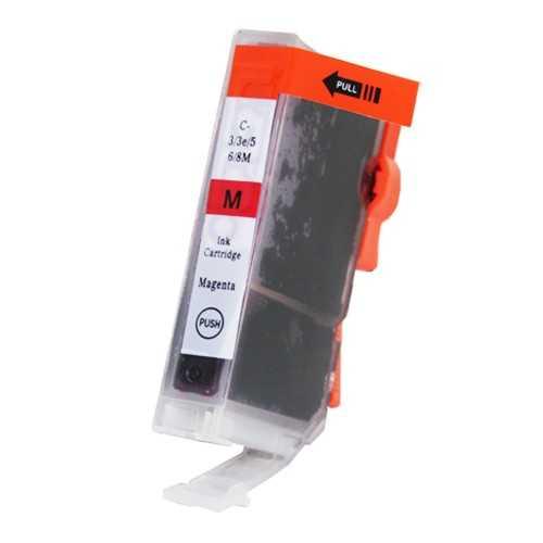 Canon BCI-3M magenta cartridge purpurová červená kompatibilní inkoustová náplň pro tiskárnu Canon I550