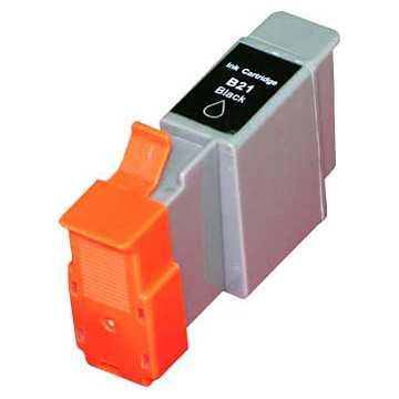 Canon BCI-21BK black černá kompatibilní inkoustová cartridge pro tiskárnu Canon B210C