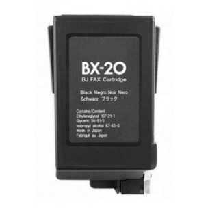 Canon BX-20 black černá kompatibilní inkoustová cartridge pro tiskárnu Canon FaxPhone B740