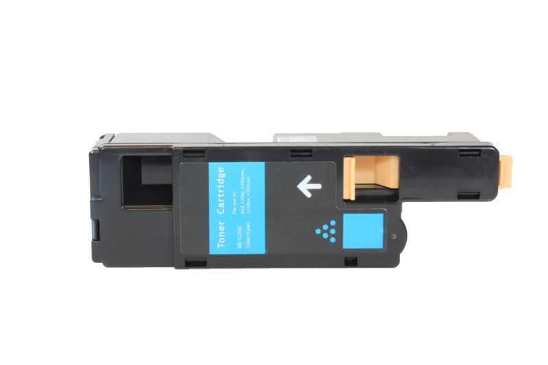 Epson C13S050613 cyan modrý azurový kompatibilní toner pro tiskárnu Epson Aculaser CX17NF