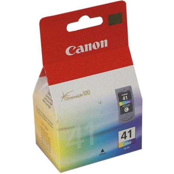 originál Canon CL-41 barevná cartridge originální inkoustová náplň pro tiskárnu Canon PIXMA MP170