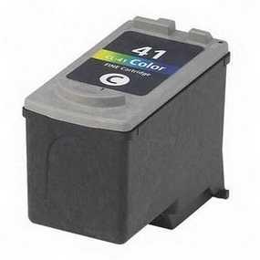Canon CL-41 color barevná cartridge kompatibilní inkoustová náplň pro tiskárnu Canon Canon PIXMA MP