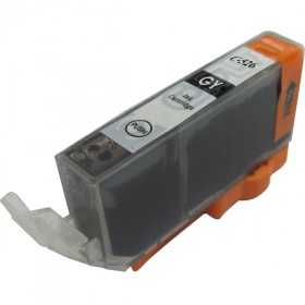 Canon CLI-526gy grey cartridge šedá kompatibilní inkoustová náplň pro tiskárnu Canon PIXMA IX6550