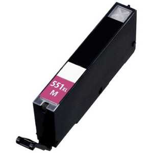 Canon CLI-551m XL magenta cartridge purpurová kompatibilní inkoustová náplň pro tiskárnu Canon Pixma MG5500