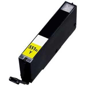 Canon CLI-551y XL yellow cartridge žlutá kompatibilní inkoustová náplň pro tiskárnu Canon Pixma MG5650