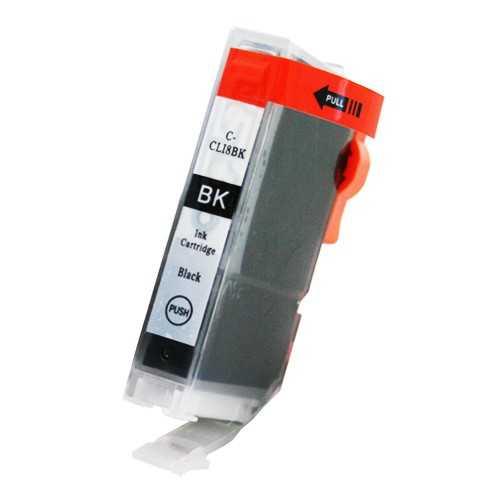 Canon CLI-8bk black cartridge černá foto s čipem kompatibilní inkoustová náplň pro tiskárnu Canon Pixma Pro9000