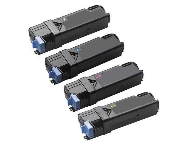 sada tonerů DELL 2150 kompatibilní tonery pro tiskárnu Dell