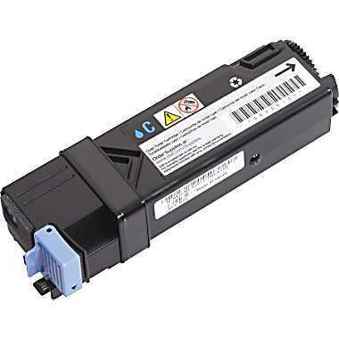 Dell FM065 593-10313 cyan modrý azurový kompatibilní toner pro tiskárnu Dell 2135cn