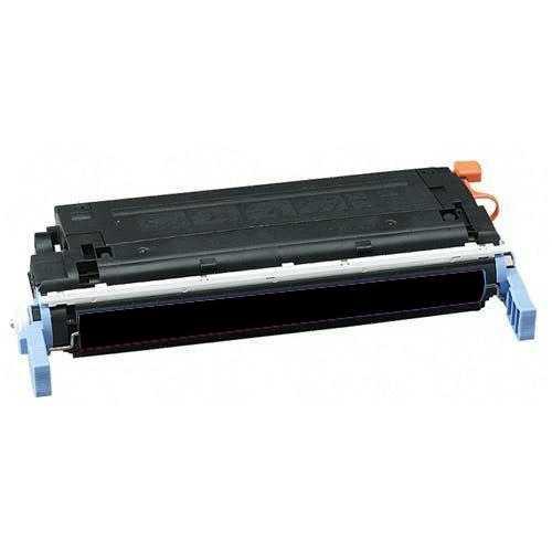 HP C9720A, HP 641A black černý kompatibilní toner pro tiskárnu HP Color LaserJet 4650dn