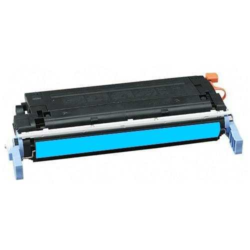 HP C9721A, HP 641A cyan modrý azurový kompatibilní toner pro tiskárnu HP Color LaserJet 4650dn