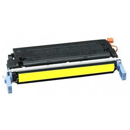 HP C9722A, HP 641A yellow žlutý kompatibilní toner pro tiskárnu HP Color LaserJet 4650dn