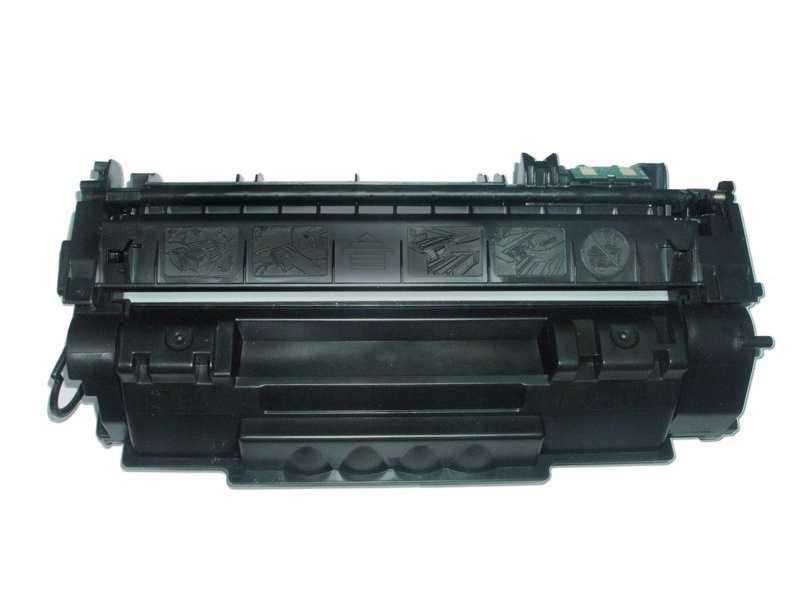 HP 53A, HP Q7553A (3000 stran) černý kompatibilní toner pro tiskárnu HP LaserJet P2015