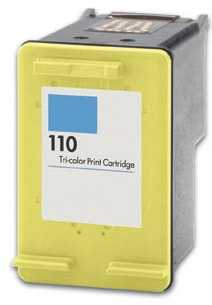HP 110XL (CB305AE) color barevná kompatibilní inkoustová cartridge pro tiskárnu HP Photosmart A636