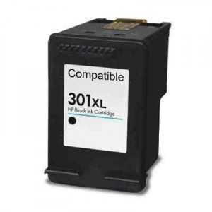 HP 301XL (CH563EE) black černá inkoustová cartridge pro tiskárnu HP Envy 4500 E-AIO