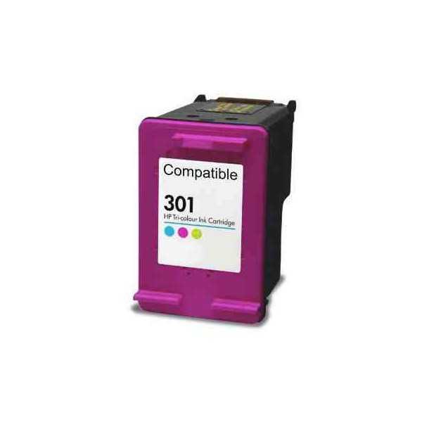HP 301XL (CH564EE) color barevná inkoustová cartridge pro tiskárnu HP Envy 5535 e-All-in-One