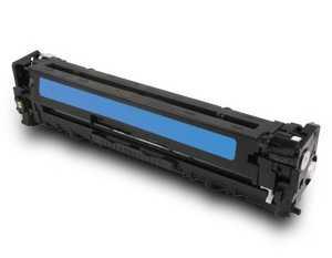 HP CB541A, HP 125A cyan azurový modrý kompatibilní toner pro tiskárnu HP Color LaserJet CP1515n