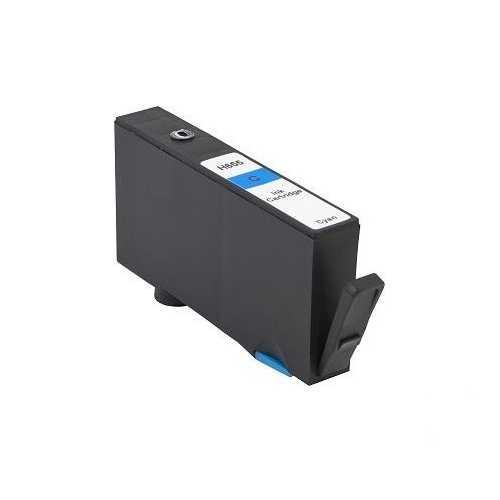 HP 655 C (CZ110AE) cyan modrá azurová kompatibilní inkoustová cartridge pro tiskárnu HP DeskJet Ink Advantage 6525 e-AiO