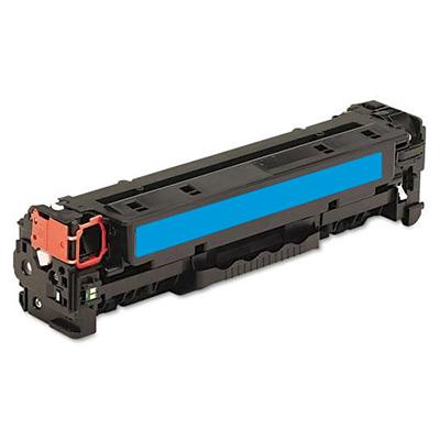 HP CC531A, HP 304A cyan modrý azurový kompatibilní toner pro tiskárnu HP Color LaserJet CP2025dn