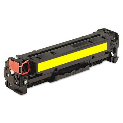 HP CC532A, HP 304A yellow žlutý kompatibilní toner pro tiskárnu HP Color LaserJet CP2025
