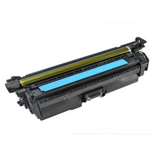 HP CE261A, HP 648A (11000 stran) cyan modrý azurový kompatibilní toner pro tiskárnu HP Color LaserJet Enterprise CP4525n