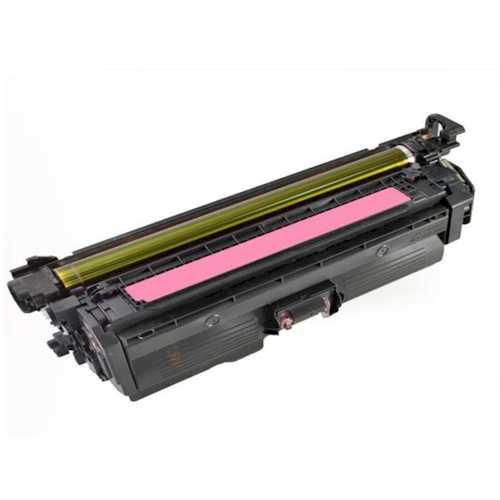 HP CE263A, HP 648A (11000 stran) magenta purpurový červený kompatibilní toner pro tiskárnu HP Color LaserJet Enterprise CP4525n