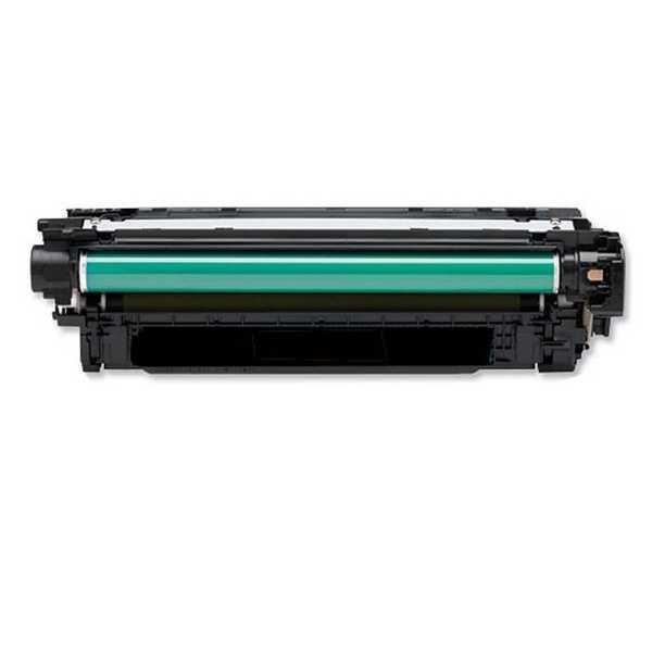 originál HP 507X, HP CE400X (11000 stran) black černý originální toner pro tiskárnu HP Color LaserJet 4700n