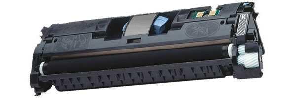 HP Q3960A, HP 122A black černý kompatibilní toner pro tiskárnu HP Color LaserJet 2550l