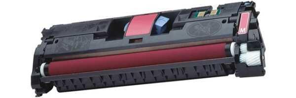 HP Q3963A, HP 122A magenta purpurový červený kompatibilní toner pro tiskárnu HP Color LaserJet 2550l