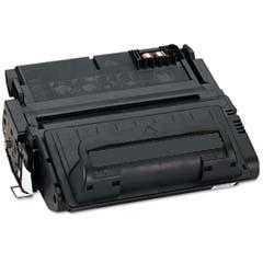 2x toner HP 42A, Q5942A - black černý kompatibilní toner pro tiskárnu HP LaserJet 4350dtnsl