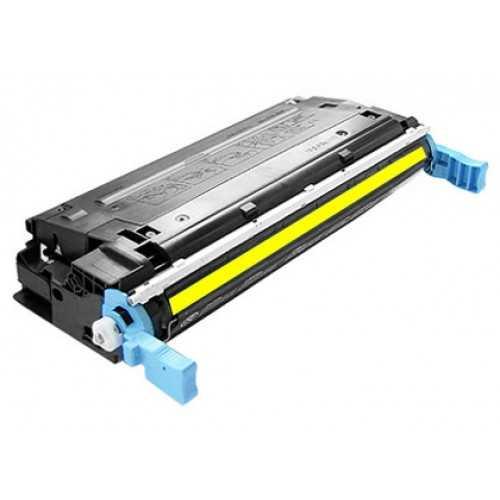 HP 643A, HP Q5952A (10000 stran) yellow žlutý kompatibilní toner pro tiskárnu HP Color LaserJet 4700ph plus