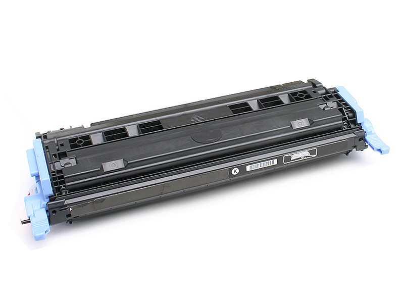 HP Q6000A, HP 124A black černý kompatibilní toner pro tiskárnu HP HP Q6000A, HP 124A - black černý