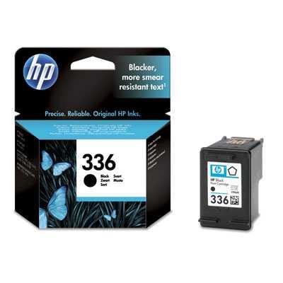 originál HP 336 (C9362E) black cartridge originální inkoustová náplň pro tiskárnu HP PSC1510