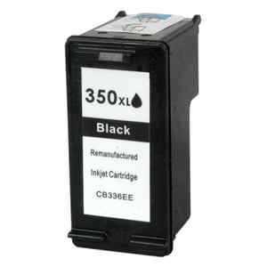 HP 350XL (CB336EE) black černá cartridge kompatibilní inkoustová náplň pro tiskárnu HP Photosmart C4380