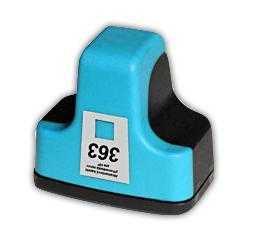 HP363 (C8774EE) light cyan cartridge světle azurová inkoustová kompatibilní náplň pro tiskárnu HP Photosmart C5180