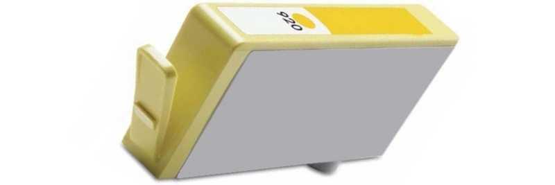 HP 920XL (CD974A) yellow žlutá kompatibilní inkoustová cartridge pro tiskárnu HP OfficeJet 6500a Plus