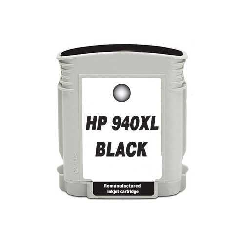 HP 940XL (C4906AE) black černá kompatibilní inkoustová cartridge pro tiskárnu HP OfficeJet Pro 8500a Plus
