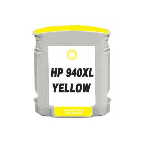 HP 940XL (C4909AE) yellow žlutá kompatibilní inkoustová cartridge pro tiskárnu HP OfficeJet Pro 8500a Plus