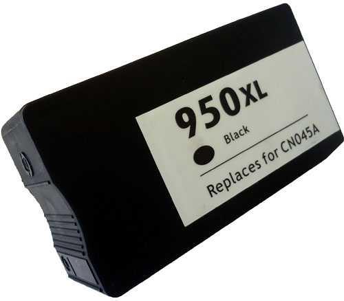 HP 950XL (CN045AE) black černá kompatibilní inkoustová cartridge pro tiskárnu HP OfficeJet Pro 276dw