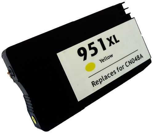 HP 951XL (CN048AE) yellow žlutá kompatibilní inkoustová cartridge pro tiskárnu HP OfficeJet Pro 276dw