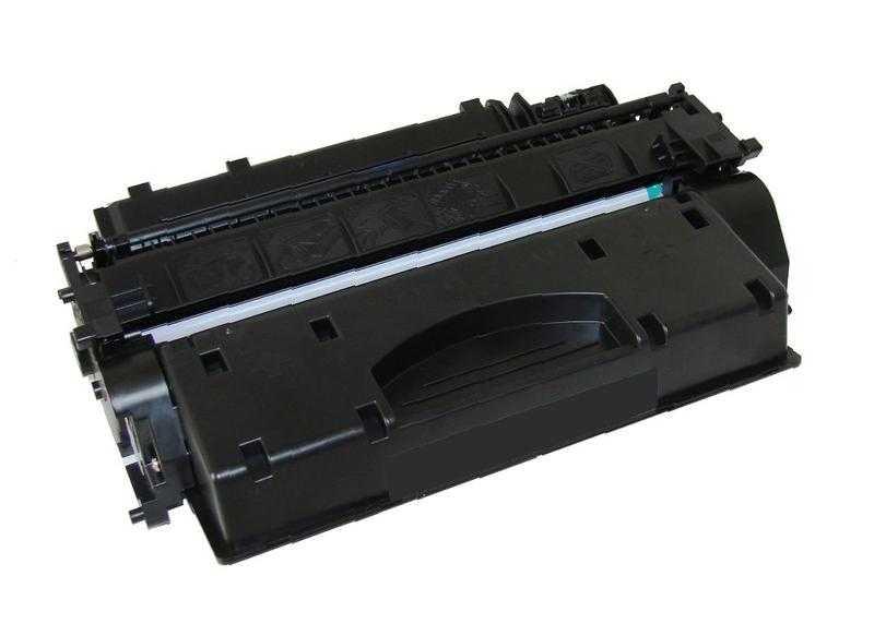 Canon CRG-719H (6500 stran) black černý kompatibilní toner pro tiskárnu Canon LBP6300