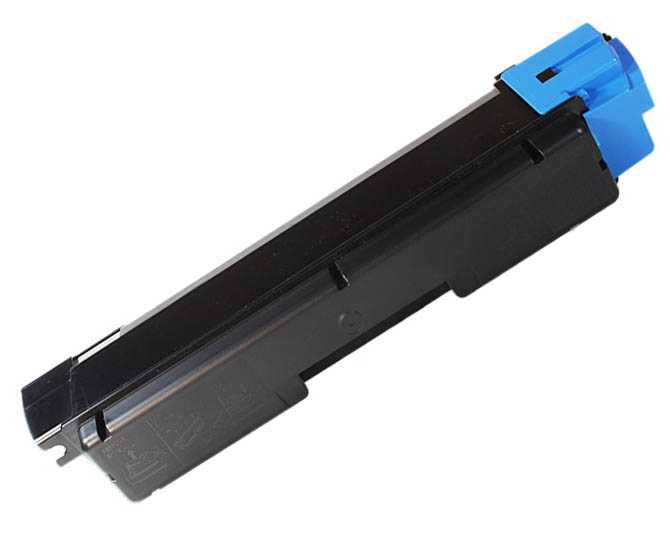 Kyocera TK-590c 0T2KVCNL cyan modrý azurový kompatibilní toner pro tiskárnu Kyocera FS-C2026MFP Plus