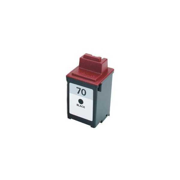 Lexmark 12A1970 - black černá inkoustová kompatibilní cartridge pro tiskárnu Lexmark ColorJetPrinter 7200