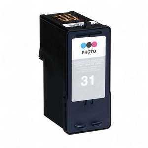 Lexmark 18C0031 - foto color barevná inkoustová kompatibilní cartridge pro tiskárnu Lexmark Z1300