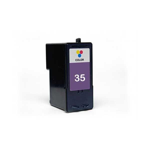Lexmark #35 18C0035 color barevná inkoustová kompatibilní cartridge pro tiskárnu Lexmark X2530