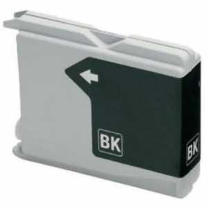 Brother LC970BK/LC1000BK black cartridge černá kompatibilní inkoustová náplň pro tiskárnu Brother Brother LC-970/LC-1000