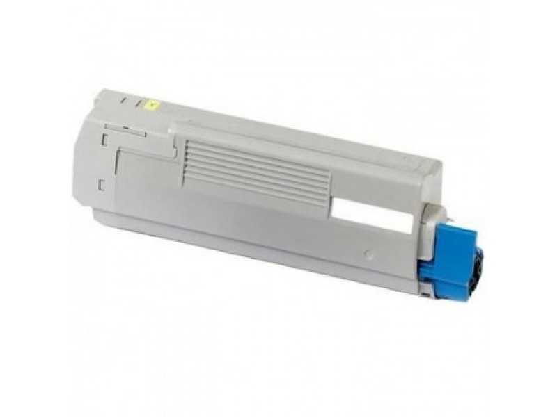 OKI 43324421 yellow žlutý kompatibilní toner pro tiskárnu OKI C5550MFP